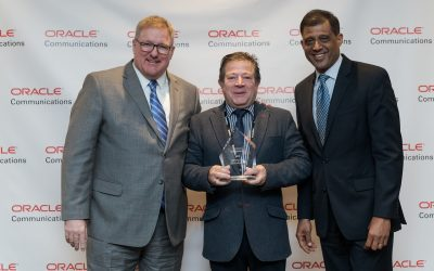 DATATRONICS: Oracle Awards at OIC18 NY in Company Specialization for EAGLE