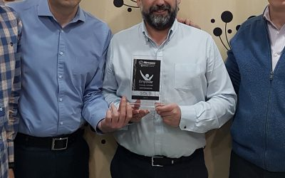 Datatronicsrecibe el premio Gold Partner de Microchip (Symmetricom)